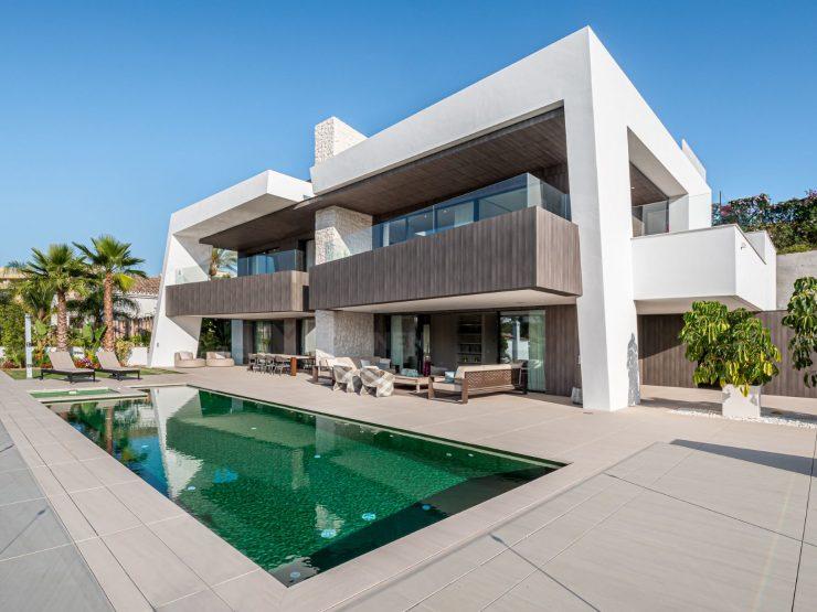 Spectacular modern luxury villa in Marbella