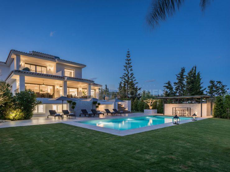 Luxury designer Villa with original Andalucian architectural essence