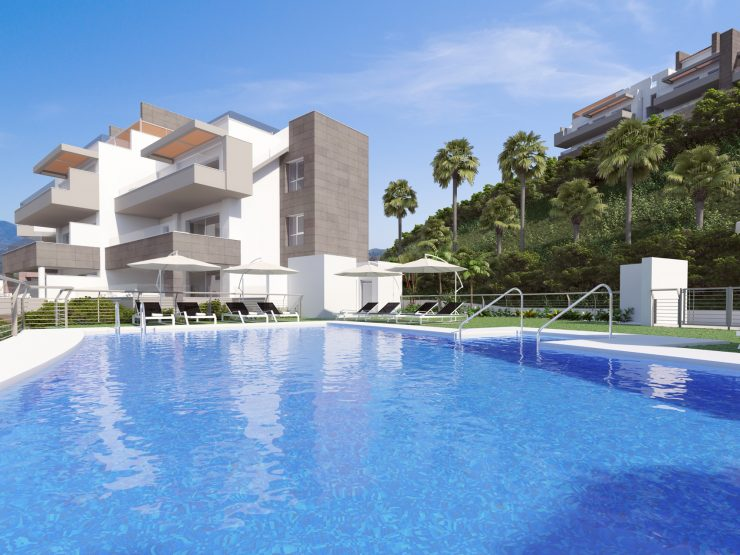 Your new apartment in La Cala Golf Resort