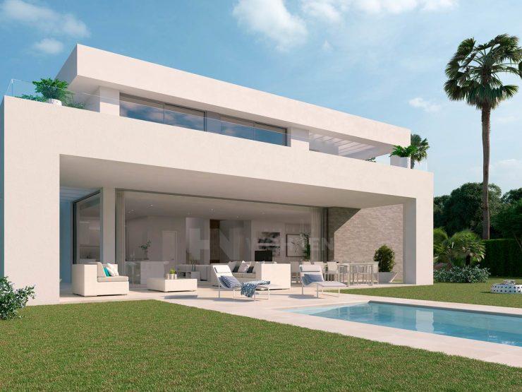 Brand new contemporary golf villas in La Cala Resort
