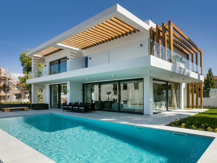 Exceptional contemporary yet comfortable villas