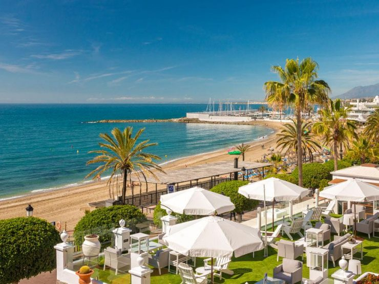 MARBELLA – The Costa del Sol maintains its tourism results in the first seven months