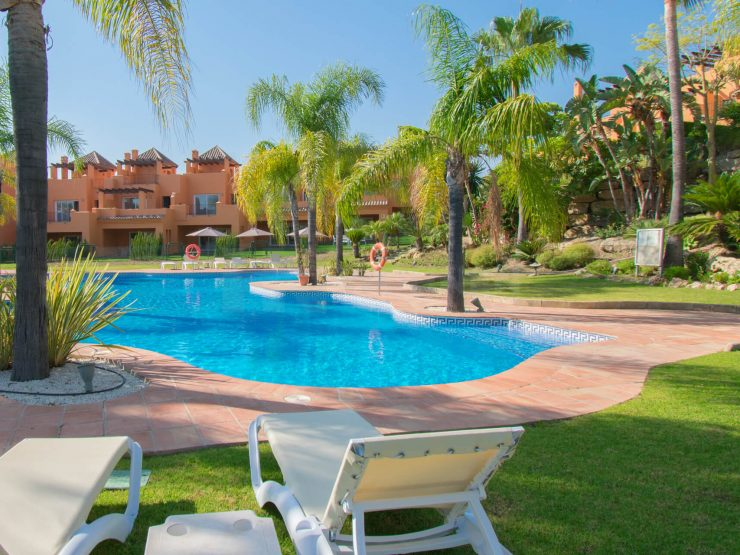 Townhouse in Atalaya Hill – Club