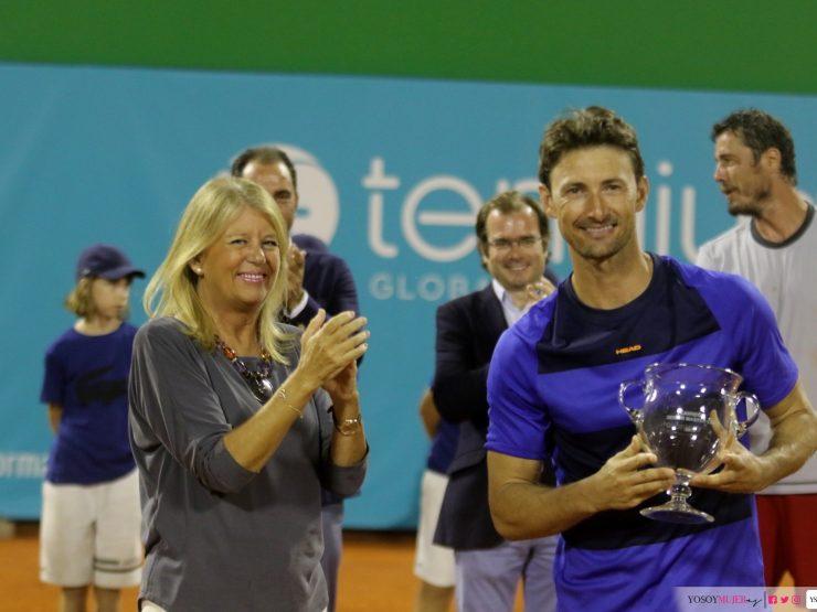 EVENTS – Ferrero triumphs in the Senior Masters Cup of Marbella 2018