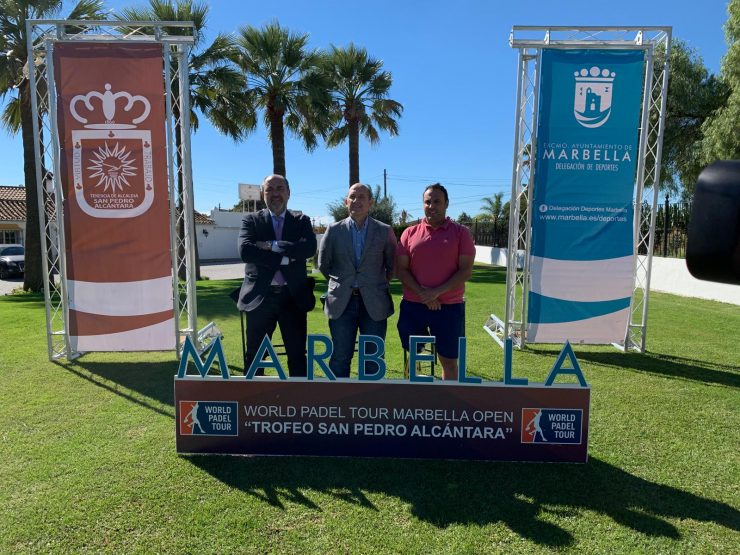 EVENTS – The World Padel Tour returns to Marbella