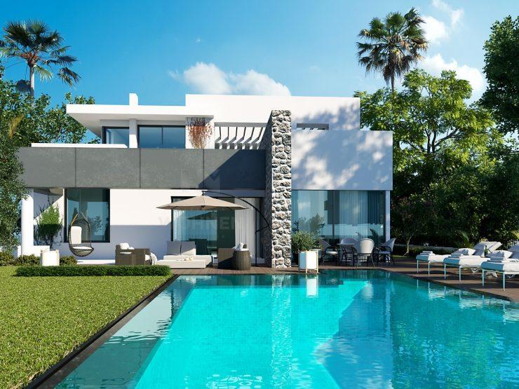 Brand new exclusiv villas