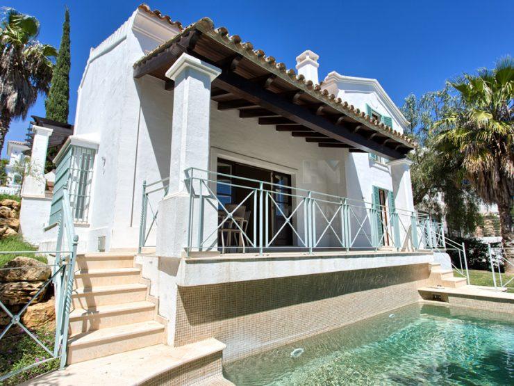 Cozy villa with beautiful views to La Cala Golf