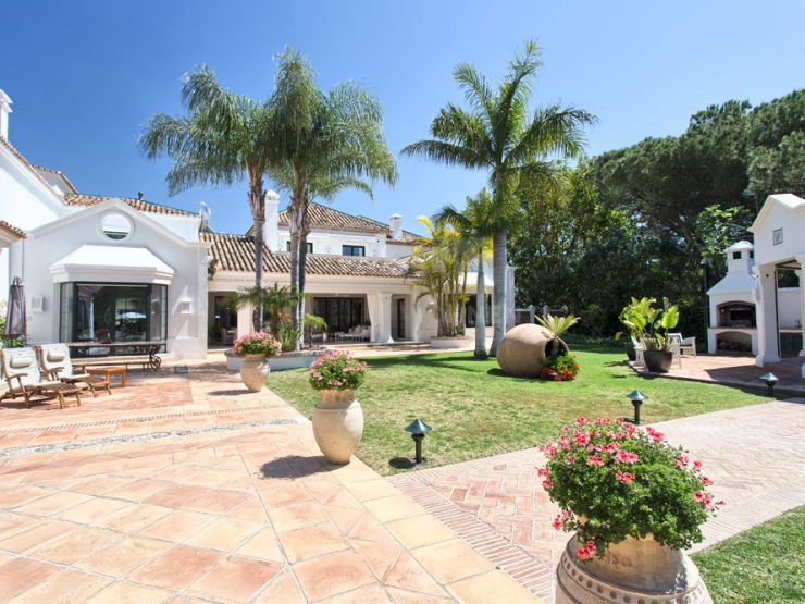 This spectacular property is one of the finest homes on the Costa del Sol