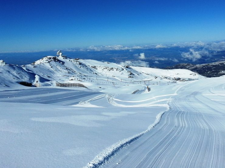 SKI – Sierra Nevada, a perfect place to escape