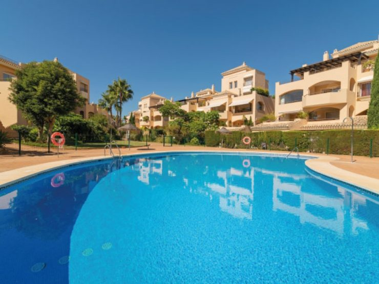 Luxury 3 Bedroom-Apartment in Hacienda Elviria