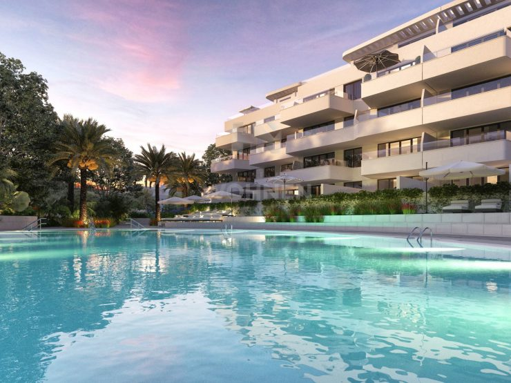Exclusive apartments within a beautiful natural environment