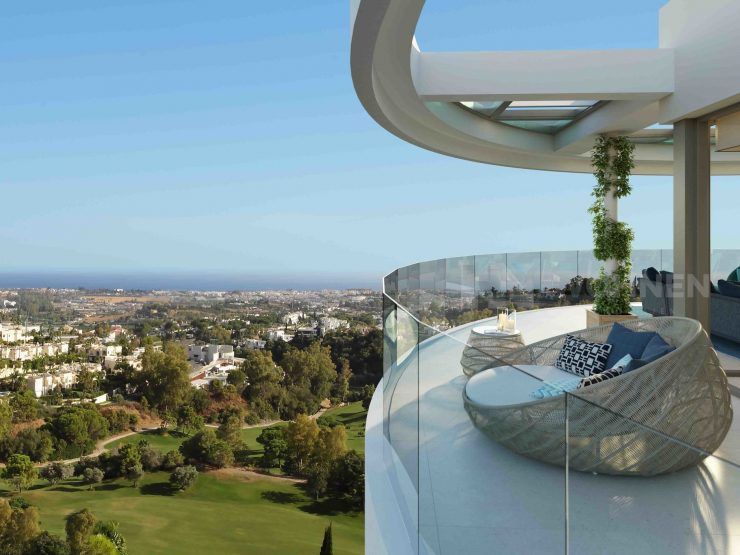 REAL ESTATE – The View Marbella: the luxury balcony of the Costa del Sol