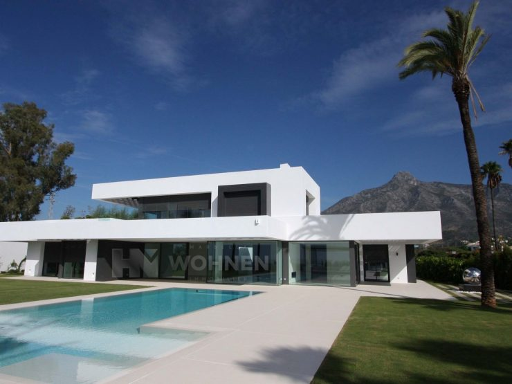 REAL ESTATE – Marbella, Benahavis and Estepona, continues concentrating the construction of high-end housing.