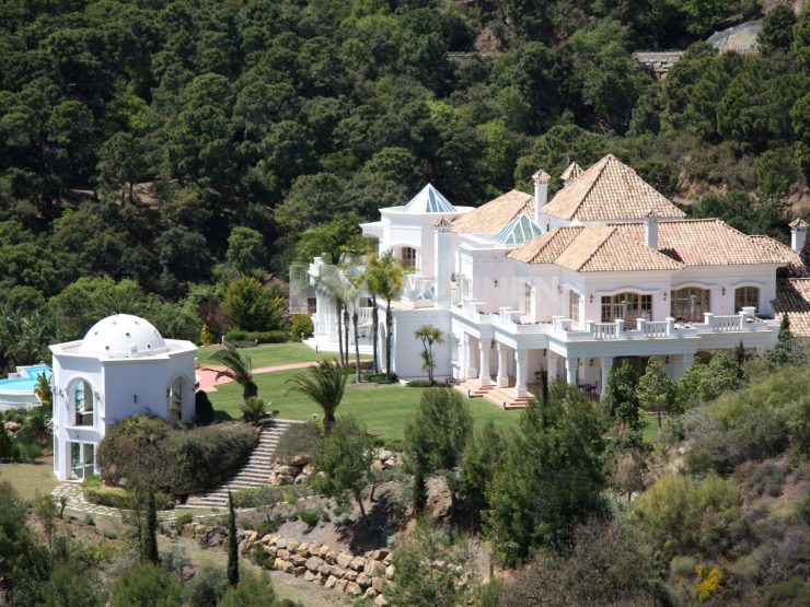 REAL ESTATE – The most expensive houses are in Marbella and the East of Malaga
