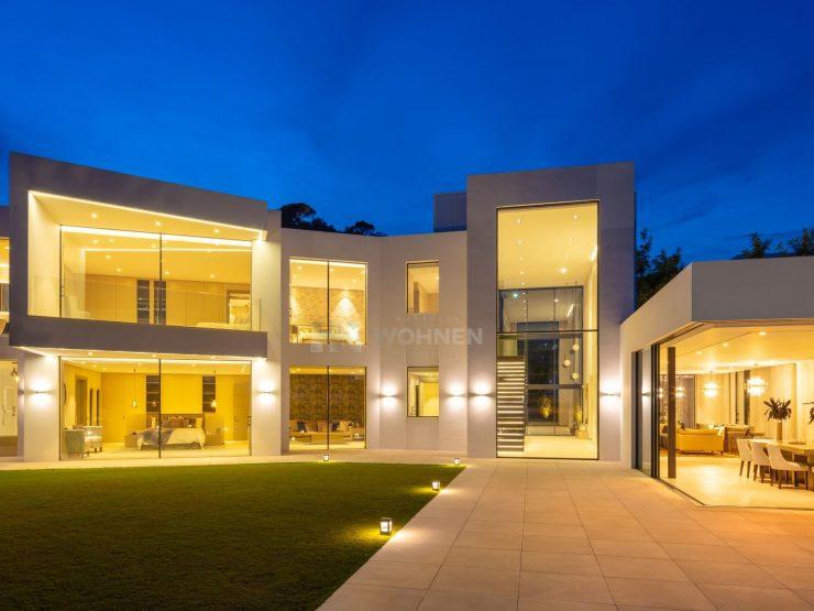 Modern Villa with breathtaking views in El Madroñal Benahavis – Marbella