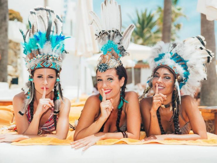 LIFESTYLE – What's hot in the summer season in Marbella? Nikki Beach