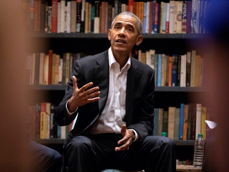 EVENTS – Obama visits Marbella