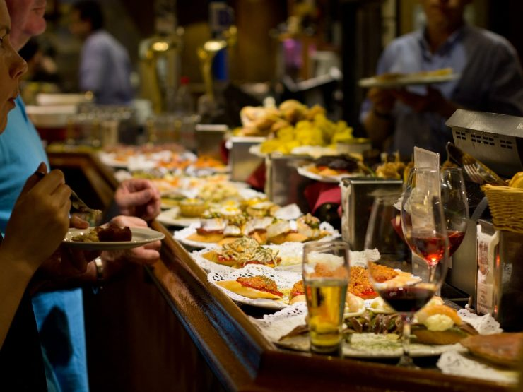 TAPAS – The tapa, identity sign of spain