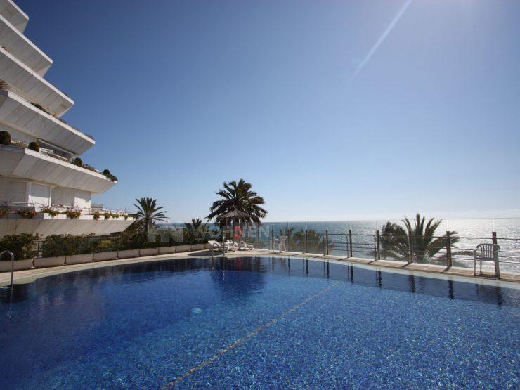 Beautiful Beach apartment in Mare Nostrum Marbella