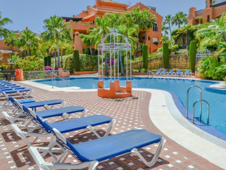 Luxury Apartment in Sierra Blanca, Marbella Golden Mile