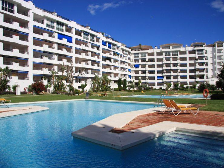 Luxury apartments in the heart of Puerto Banus, Marbella