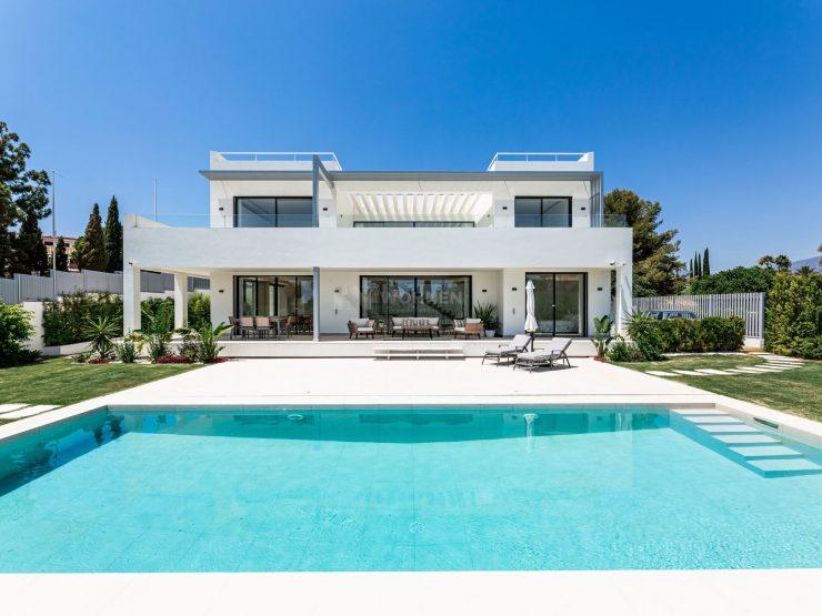 Stunning new villa in Las Lomas de Marbella on the Golden Mile