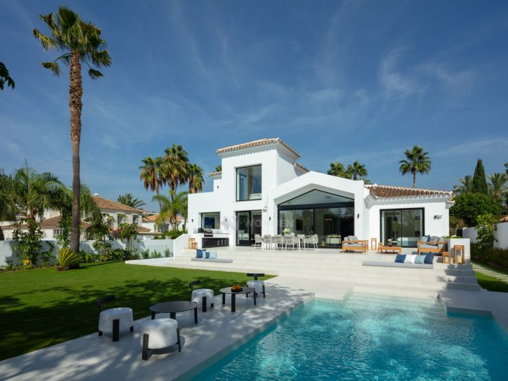 Beautifully renovated villa in Nueva Andalucia – Marbella
