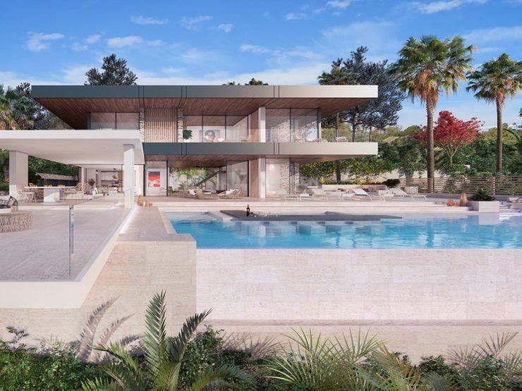 Delightful and contemporary villa nestled in the hills of La Quinta