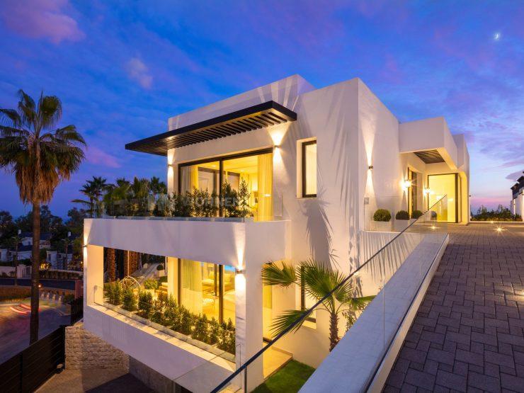 Brand new villa in La Quinta, Marbella