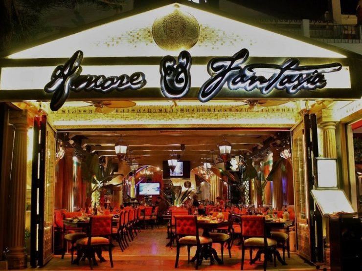 RESTAURANTS – Selection of the best Italian Restaurants in Marbella