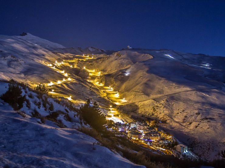 SKI – Sierra Nevada – Much more than a ski area