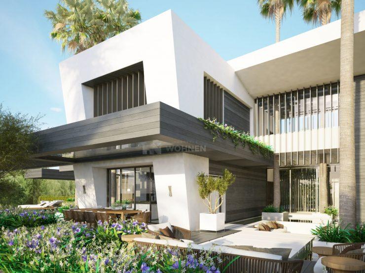 New construction project in Cascadas de Camojan – Marbella