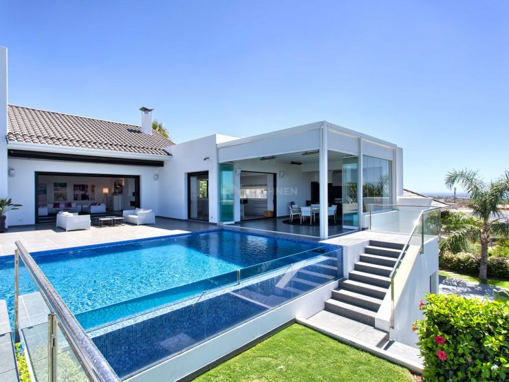 Spectacular top quality contemporary villa