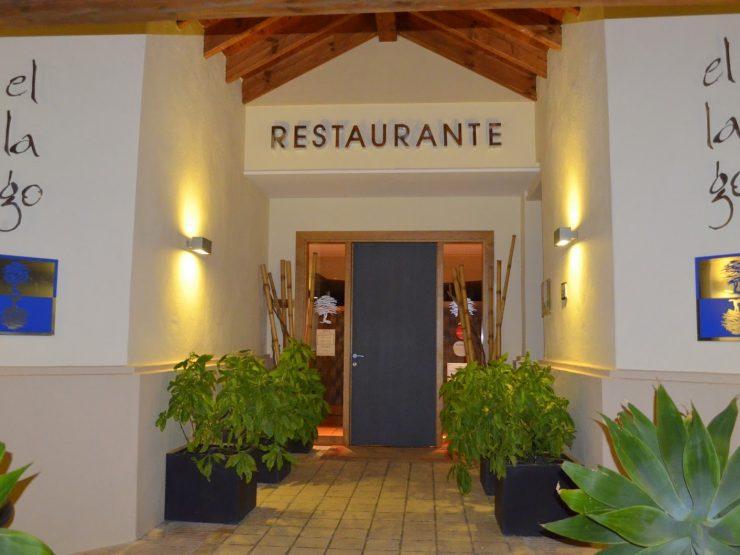 RESTAURANTS – MARBELLA – El Lago Restaurant will open its doors again on June 30th