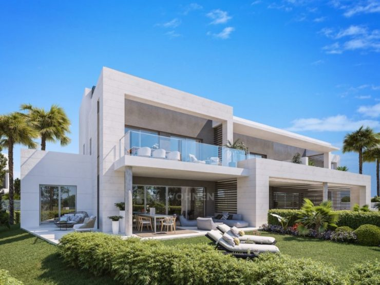 New construction project from exclusive villas in Marbella