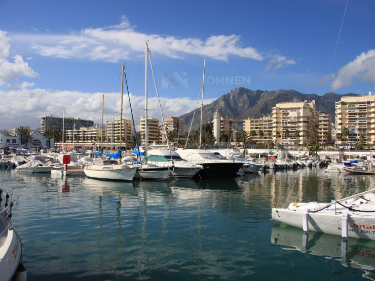 MARBELLA – The Marbella marina has installed a webcam system to see the port in real time