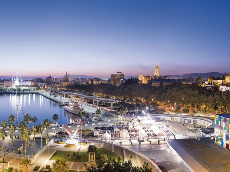 INVESTMENT – Malaga, an investment in the future