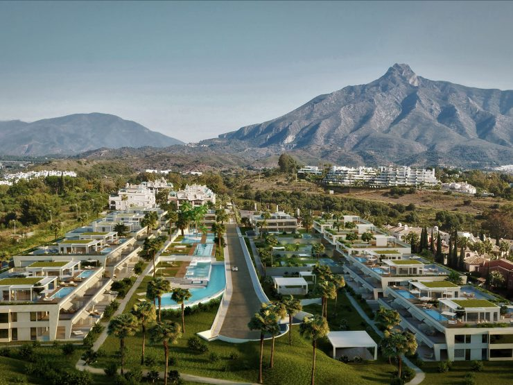 EPIC Marbella – A private complex of high-standing homes – The truhe luxury