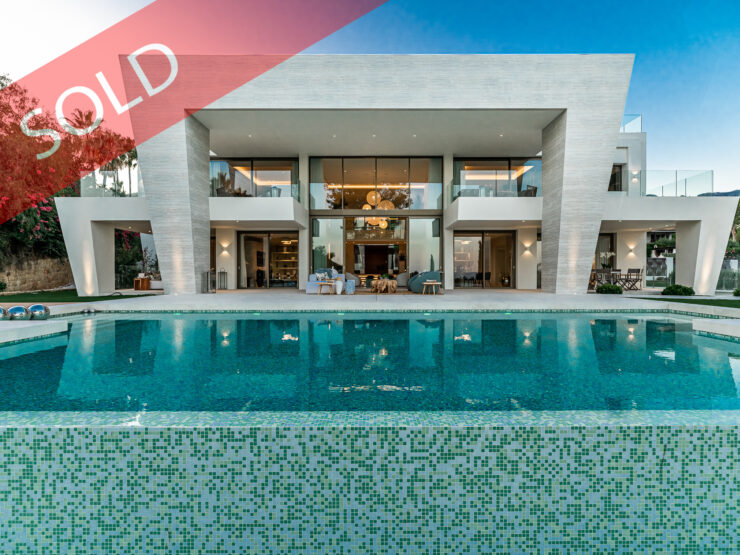 True luxury in SIERRA BLANCA – An Exceptional Villa in Marbella