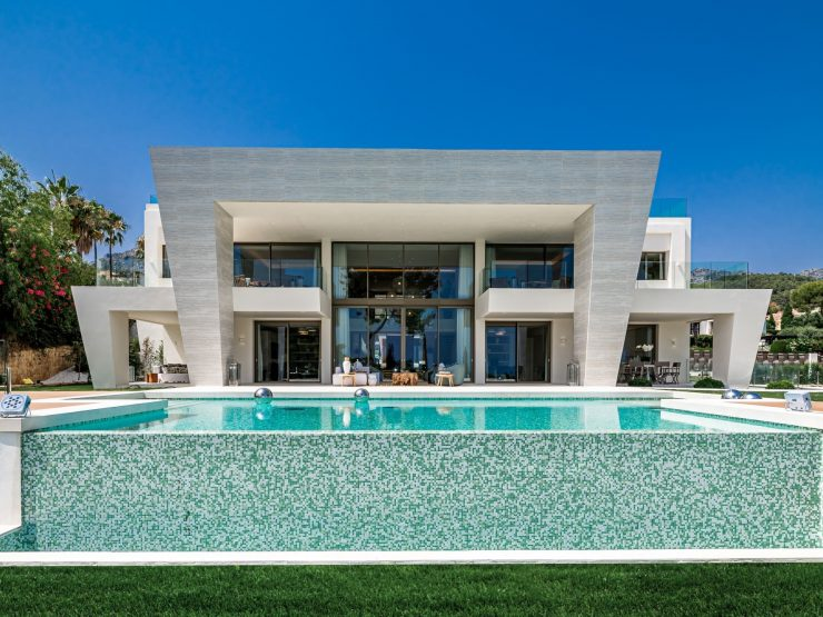 The real luxury in SIERRA BLANCA – An Exceptional Villa in Marbella