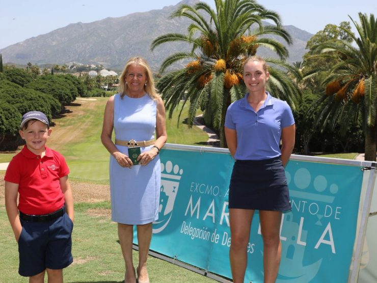 GOLF – MARBELLA – 'Golf Passport'