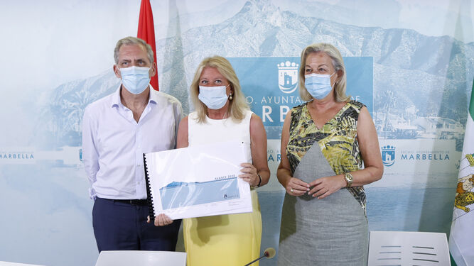 MARBELLA – will bring the progress of the new PGOU to the plenary session next week