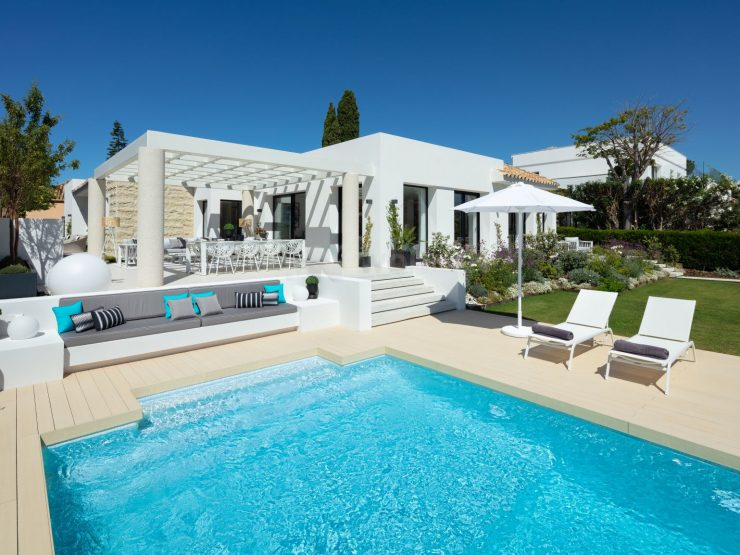 A stylish villa in heart of the Golf valley