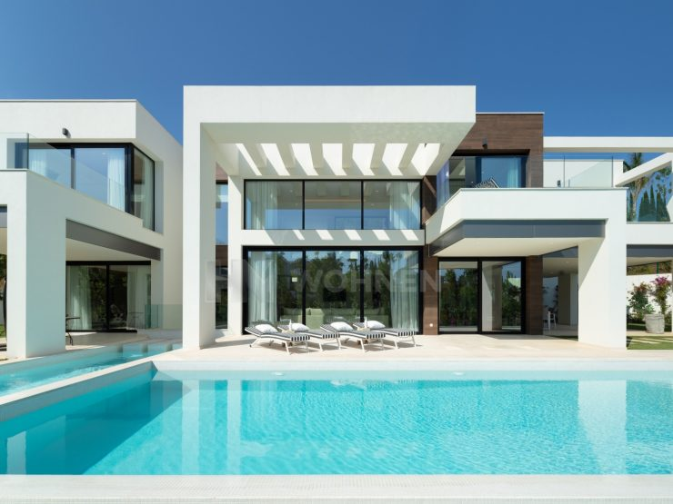 Brand New Contemporary villa in La Cerquilla, Nueva Andalucia