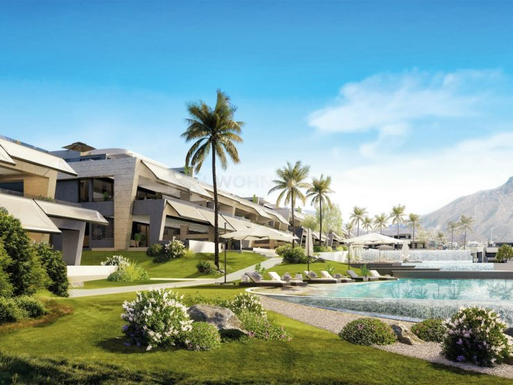 EPIC Marbella Phase 1 – Luxury duplex residence in Marbella Golden Mile