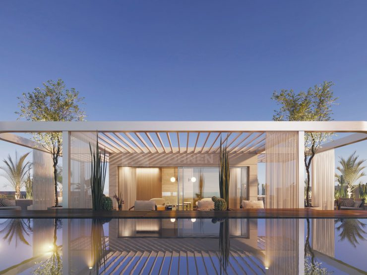 Epic Marbella Fase 2- SKY VILLA – Duplex penthouse with panoramic sea views