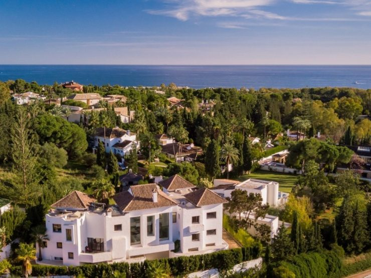 REAL ESTATE – The sale of luxury homes in Marbella does not lose steam despite the international health crisis