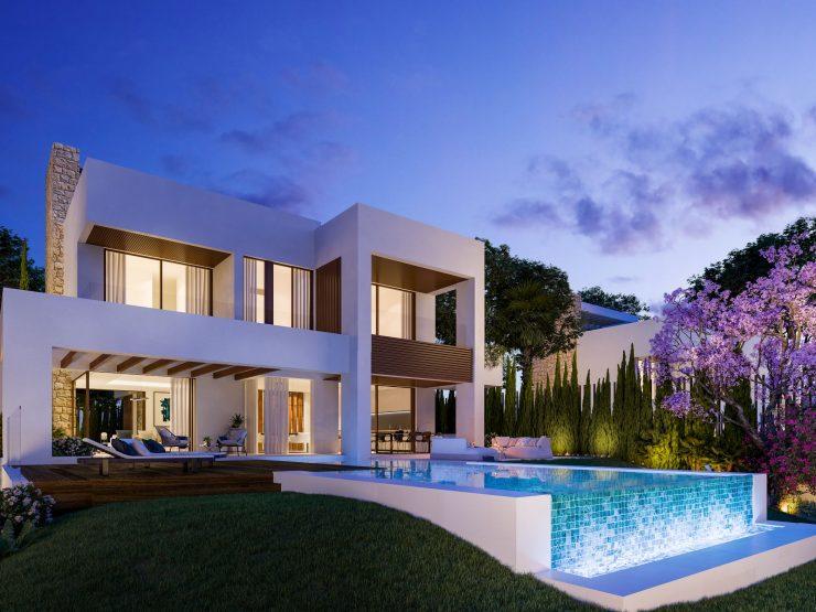 Luxury villas in the heart of Marbella