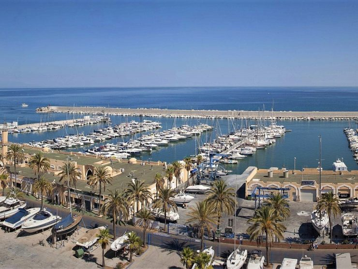 INVESTMENT – Fuengirola presents the preliminary project for its new port