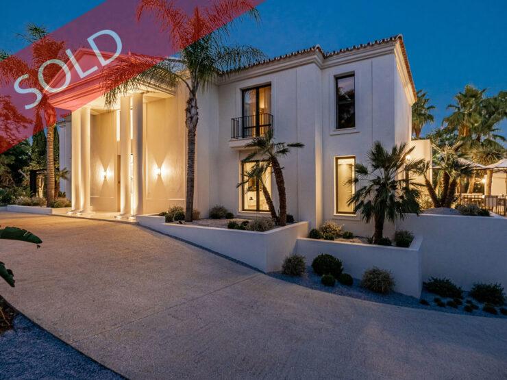 Absolutely amazing villa in Sierra Blanca Golden Mile Marbella